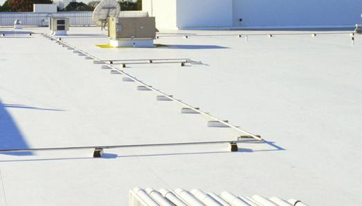 Attractive Everguard Systems From GAF Offer A Durable Commercial Roofing System For  Any Commercial Application. Everguard Roofing Systems Are Available In Both  TPO And ...